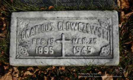 GLOWCZEWSKI, IGNATIOUS - Lucas County, Ohio   IGNATIOUS GLOWCZEWSKI - Ohio Gravestone Photos