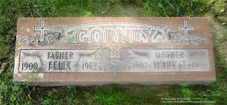 KORALEWSKI GORNEY, MARY THERESE - Lucas County, Ohio | MARY THERESE KORALEWSKI GORNEY - Ohio Gravestone Photos