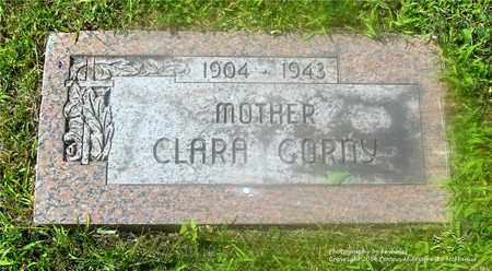 GORNY, CLARA - Lucas County, Ohio | CLARA GORNY - Ohio Gravestone Photos