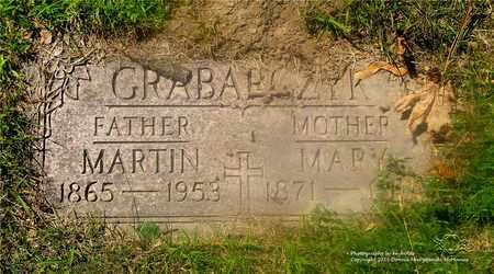 GRABARCZYK, MARTIN - Lucas County, Ohio | MARTIN GRABARCZYK - Ohio Gravestone Photos