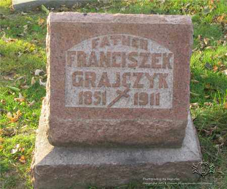 GRAJCZYK, FRANCISZEK - Lucas County, Ohio | FRANCISZEK GRAJCZYK - Ohio Gravestone Photos