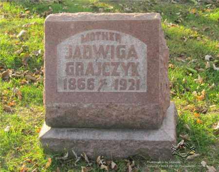 SOBCZAK GRAJCZYK, JADWIGA - Lucas County, Ohio | JADWIGA SOBCZAK GRAJCZYK - Ohio Gravestone Photos