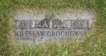 GROCHOWSKI, BOLESLAW - Lucas County, Ohio | BOLESLAW GROCHOWSKI - Ohio Gravestone Photos
