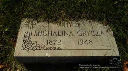 BOCIAN GRYCZA, MICHALINA - Lucas County, Ohio | MICHALINA BOCIAN GRYCZA - Ohio Gravestone Photos