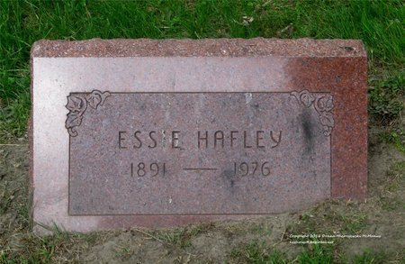 APPLING HAFLEY, ESSIE - Lucas County, Ohio | ESSIE APPLING HAFLEY - Ohio Gravestone Photos