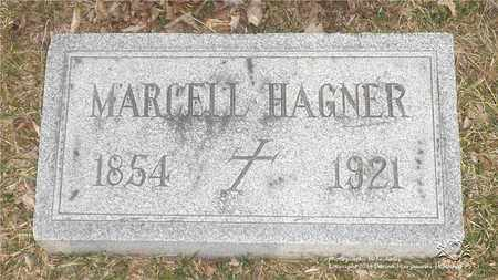 HAGNER, MARCELL - Lucas County, Ohio | MARCELL HAGNER - Ohio Gravestone Photos