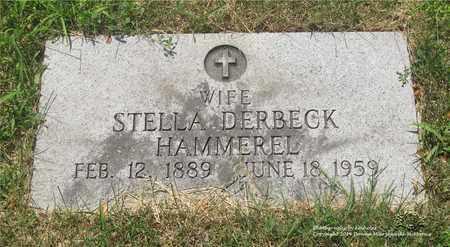 HAMMEREL, STELLA - Lucas County, Ohio | STELLA HAMMEREL - Ohio Gravestone Photos