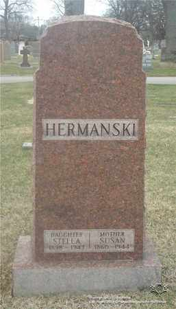 HERMANSKI, STELLA - Lucas County, Ohio | STELLA HERMANSKI - Ohio Gravestone Photos