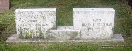 HEUERMAN, HENRY R. - Lucas County, Ohio | HENRY R. HEUERMAN - Ohio Gravestone Photos