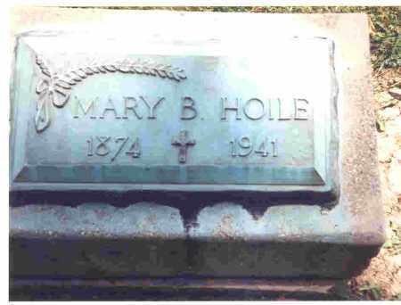 GEDERT HOILE, MARY B[ARBARA] - Lucas County, Ohio | MARY B[ARBARA] GEDERT HOILE - Ohio Gravestone Photos
