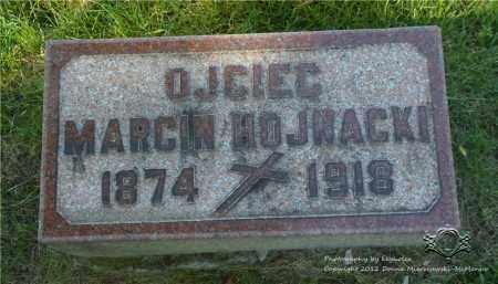 HOJNACKI, MARCIN - Lucas County, Ohio | MARCIN HOJNACKI - Ohio Gravestone Photos
