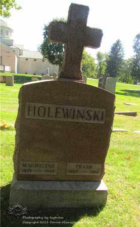HOLEWINSKI, FRANK - Lucas County, Ohio | FRANK HOLEWINSKI - Ohio Gravestone Photos
