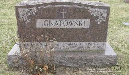 WIKTOROWSKI, STANLEY J. - Lucas County, Ohio   STANLEY J. WIKTOROWSKI - Ohio Gravestone Photos