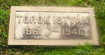 ISTVAN, TOROK - Lucas County, Ohio | TOROK ISTVAN - Ohio Gravestone Photos
