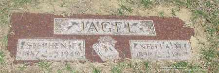 JAGEL, STELLA M. - Lucas County, Ohio | STELLA M. JAGEL - Ohio Gravestone Photos