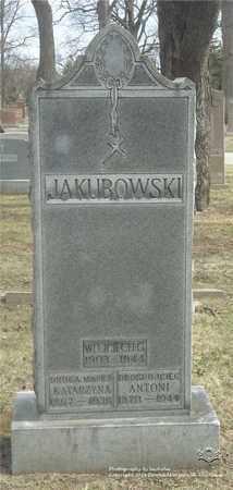 JAKUBOWSKI, KATARZYNA - Lucas County, Ohio | KATARZYNA JAKUBOWSKI - Ohio Gravestone Photos