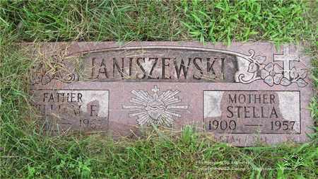 JANISZEWSKI, STELLA - Lucas County, Ohio | STELLA JANISZEWSKI - Ohio Gravestone Photos