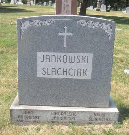 JANKOWSKI, JOHN - Lucas County, Ohio | JOHN JANKOWSKI - Ohio Gravestone Photos