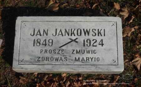 JANKOWSKI, JAN - Lucas County, Ohio | JAN JANKOWSKI - Ohio Gravestone Photos