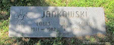 JANKOWSKI, LOUIS - Lucas County, Ohio   LOUIS JANKOWSKI - Ohio Gravestone Photos