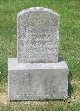 KUBIAK JANKOWSKA, MARYANNA - Lucas County, Ohio | MARYANNA KUBIAK JANKOWSKA - Ohio Gravestone Photos