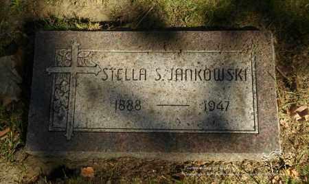 FRAZEWSKI JANKOWSKI, STELLA S. - Lucas County, Ohio   STELLA S. FRAZEWSKI JANKOWSKI - Ohio Gravestone Photos
