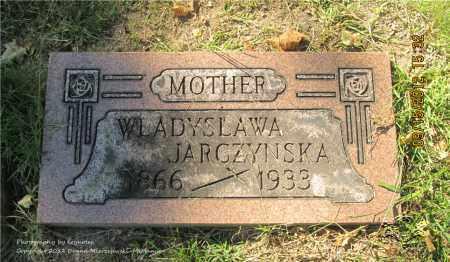 JANOWIECKI JARCZYNSKA, WLADYSLAWA - Lucas County, Ohio   WLADYSLAWA JANOWIECKI JARCZYNSKA - Ohio Gravestone Photos