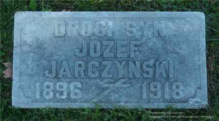 JARCZYNSKI, JOZEF - Lucas County, Ohio | JOZEF JARCZYNSKI - Ohio Gravestone Photos