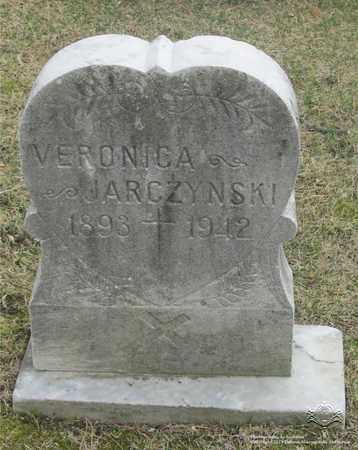 BYKOWSKI JARCZYNSKI, VERONICA - Lucas County, Ohio | VERONICA BYKOWSKI JARCZYNSKI - Ohio Gravestone Photos