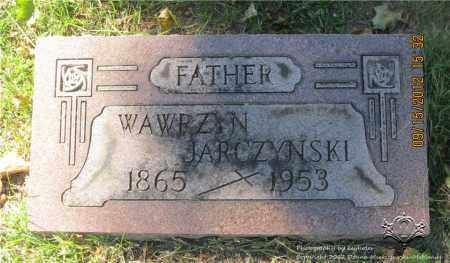JARCZYNSKI, WAWRZYN (LAWRENCE) - Lucas County, Ohio | WAWRZYN (LAWRENCE) JARCZYNSKI - Ohio Gravestone Photos
