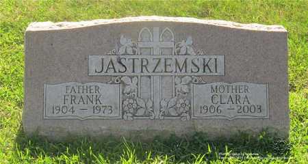 JASTRZEMSKI, FRANK - Lucas County, Ohio | FRANK JASTRZEMSKI - Ohio Gravestone Photos