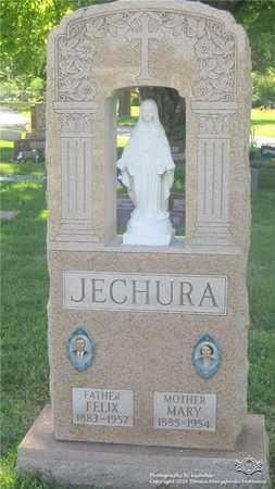 JECHURA, MARY - Lucas County, Ohio | MARY JECHURA - Ohio Gravestone Photos