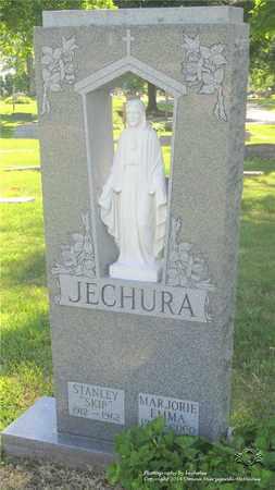"JECHURA, STANLEY ""SKIP"" - Lucas County, Ohio | STANLEY ""SKIP"" JECHURA - Ohio Gravestone Photos"