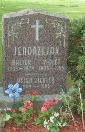 ZIENTEK, HELEN - Lucas County, Ohio | HELEN ZIENTEK - Ohio Gravestone Photos