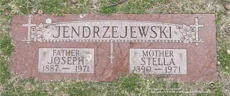JENDRZEJEWSKI, JOSEPH - Lucas County, Ohio   JOSEPH JENDRZEJEWSKI - Ohio Gravestone Photos