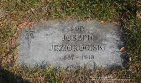 JEZIOROWSKI, JOSEPH - Lucas County, Ohio   JOSEPH JEZIOROWSKI - Ohio Gravestone Photos