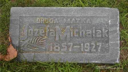 MICHALAK, JOZEFA - Lucas County, Ohio | JOZEFA MICHALAK - Ohio Gravestone Photos