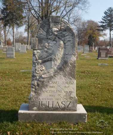 HORNYAK JUHASZ, ANNA - Lucas County, Ohio | ANNA HORNYAK JUHASZ - Ohio Gravestone Photos