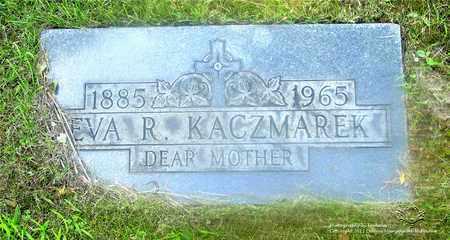 OPACZEWSKI KACZMAREK, EVA R. - Lucas County, Ohio | EVA R. OPACZEWSKI KACZMAREK - Ohio Gravestone Photos