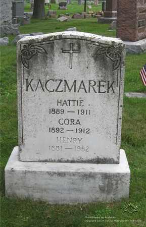 KACZMAREK, CORA - Lucas County, Ohio | CORA KACZMAREK - Ohio Gravestone Photos