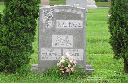 BARANEK KAJFASZ, ANTONIA - Lucas County, Ohio | ANTONIA BARANEK KAJFASZ - Ohio Gravestone Photos