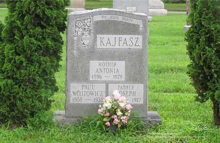 BARANEK WOJTOWICZ, ANTONIA - Lucas County, Ohio | ANTONIA BARANEK WOJTOWICZ - Ohio Gravestone Photos