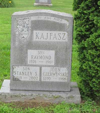 CZERWINSKI, JOHN - Lucas County, Ohio | JOHN CZERWINSKI - Ohio Gravestone Photos