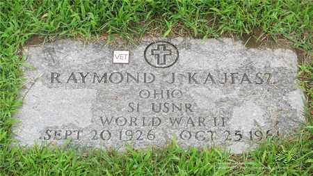 KAJFASZ, RAYMOND J. - Lucas County, Ohio   RAYMOND J. KAJFASZ - Ohio Gravestone Photos