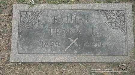 KAMINSKI, FRANK J. - Lucas County, Ohio   FRANK J. KAMINSKI - Ohio Gravestone Photos