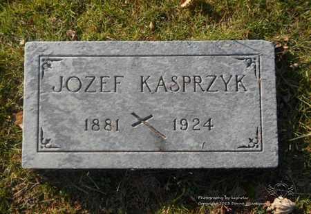 KASPRZYK, JOZEF - Lucas County, Ohio | JOZEF KASPRZYK - Ohio Gravestone Photos