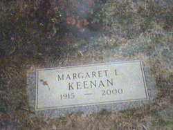 CADARET KEENAN, MARGARET LORRAINE - Lucas County, Ohio | MARGARET LORRAINE CADARET KEENAN - Ohio Gravestone Photos