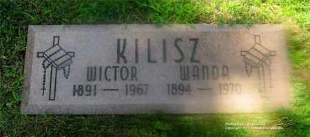 KILISZ, WANDA - Lucas County, Ohio | WANDA KILISZ - Ohio Gravestone Photos