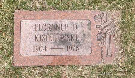 MARTENS KISIELEWSKI, FLORENCE D. - Lucas County, Ohio | FLORENCE D. MARTENS KISIELEWSKI - Ohio Gravestone Photos