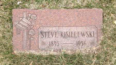 KISIELEWSKI, STEVE - Lucas County, Ohio   STEVE KISIELEWSKI - Ohio Gravestone Photos